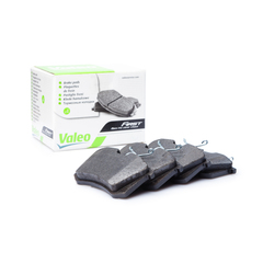 Valeo brake system disc brake brake pad set general