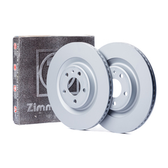 Zimmermann brake system disc brake brake disc vented
