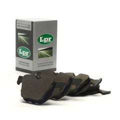 Lpr-brake-system-disc-brake-brake-pad-set-general